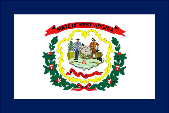 Us State Flags American State Flags Map Shop - Us-map-with-state-flags