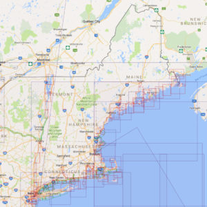 Northeastern US Nautical Charts