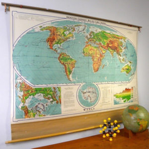Frameable World Map.The Map Shop Wall Maps Travel Maps Guide Books Globes Flags