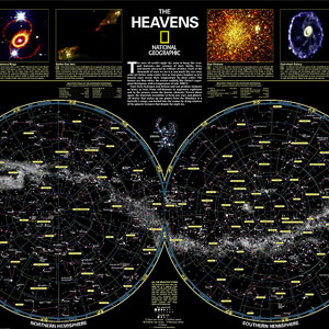 Space & Astronomy Maps