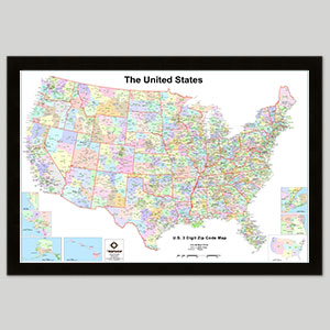 Business U.S. Maps